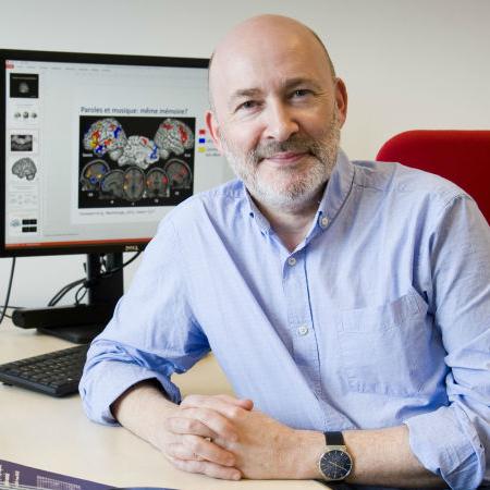 Professeur Hervé Platel